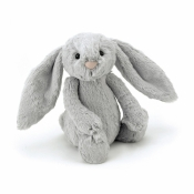 Bashful Bunny Small - Silver