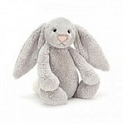 Bashful Bunny Medium - Silver