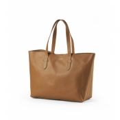 Elodie Details Leder-Wickeltasche - Chestnut Leather