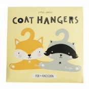 Coat Hangers Fox&Raccoon - A little lovely company