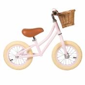 "Balance Bike ""First Go Girl"" rosa - Banwood"