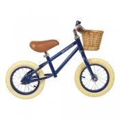 "Balance Bike ""First Go"" navy blue - Banwood"