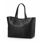 Elodie Details Leder-Wickeltasche - Black Leather