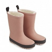 Liewood Mason Thermo Rain-Boot - dark rose gr. 25