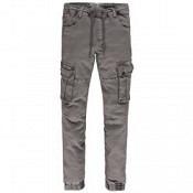 Cargo-Hose Garcia - limestone grey