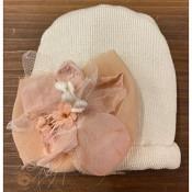 my little kiki hat / cremeweiss