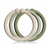 Loops BiBS 12Pack - vanilla / sage / olive