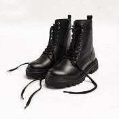 Boots Saturno - black