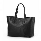 Elodie Details Leder-Wickeltasche - Black Leather
