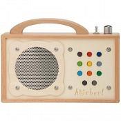 Hörbert mit Abschalt-Automatik - Deutsche Speicherkarte