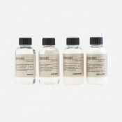 Meraki - Reiseset, Shampoo, Conditioner, Body lotion and Body wash